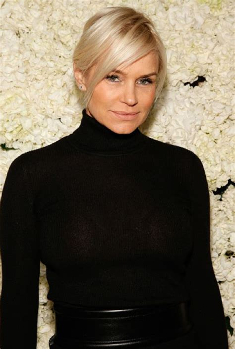 yolanda foster new haircut 98 best yolanda foster style images on pinterest real