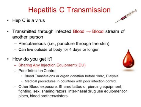 hepatitis c tattoo foundation for faith based organizations ppt