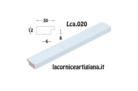 cornice 50x75 cornice piattina bianco opaco 50x70 lca 020 la cornice