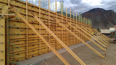 Beton In Form by Camlock Forming System Concrete Forming Shoring And