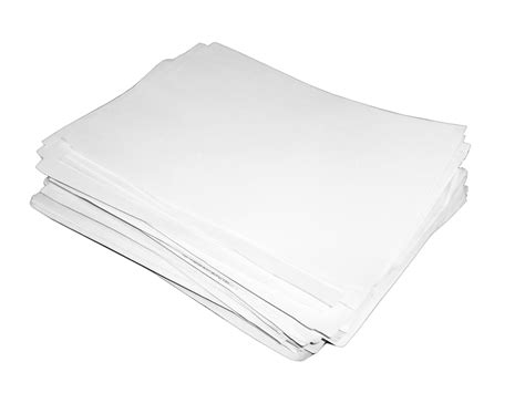 Of Paper - stock exchange image 13 stack o paper media