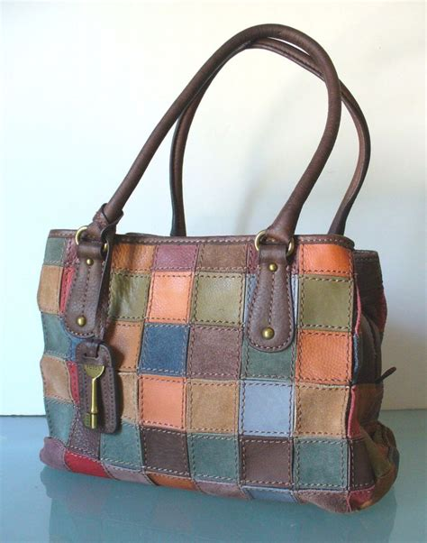 Fossil Patchwork - 1229 best images about bolsas on handbags
