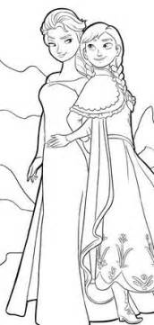 free disney frozen coloring pages