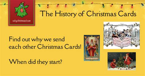 the history of christmas cards christmas customs and