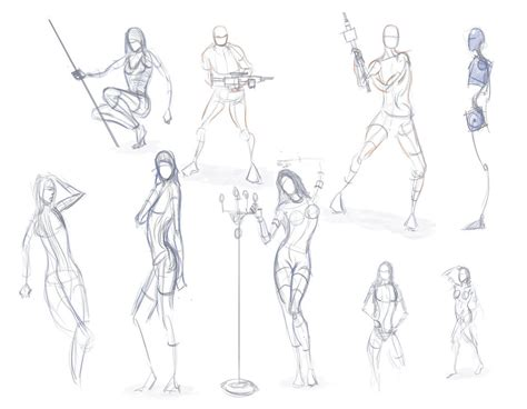 Drawing Figures by Analytical Figure Drawing 1 By Bonino On Deviantart