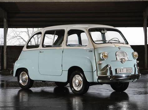 bmw volkswagen van 1957 fiat 600 multipla lol looks like a bmw isetta