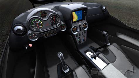Icon A5 Interior by Microsoft Flight Screenshots