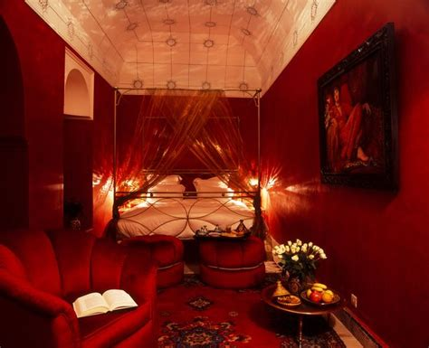 sensual bedroom alkemie a luxe and otherworldly moroccan boutique hotel