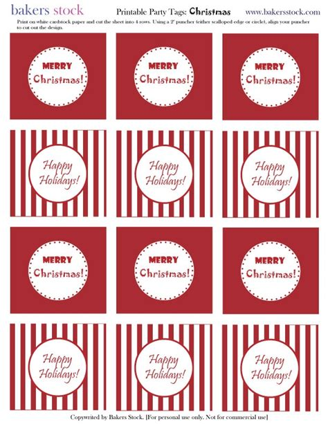 258 Best Printable Tags Cards For Baked Goods Images On Pinterest Free Printables Print Baked Goods Label Templates