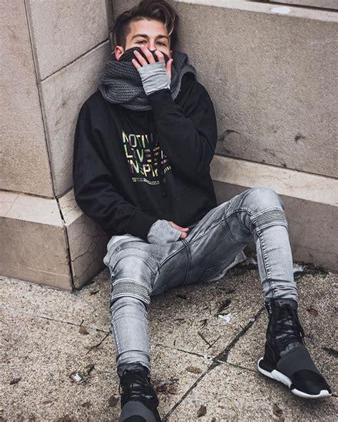 Dm St Kid Miniem Denim jusliv o u t f i t s hypebeast adidas and models