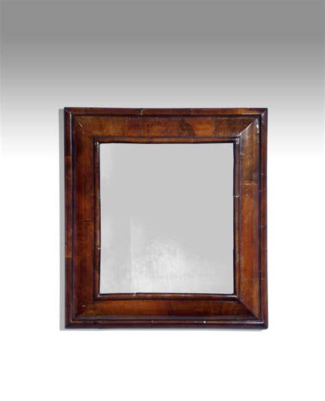 Furniture Mirrors by Antique Cushion Mirror Walnut Cushion Mirror Antique