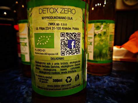 Zero Detox by Detox Zero Jak Oczyścić Organizm Konkurs Dla Czytelnik 243 W