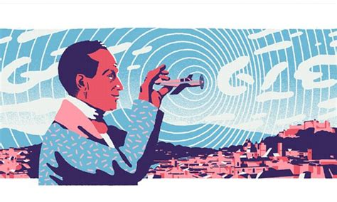 doodle daily mail christian doppler s birthday celebrated by doodle