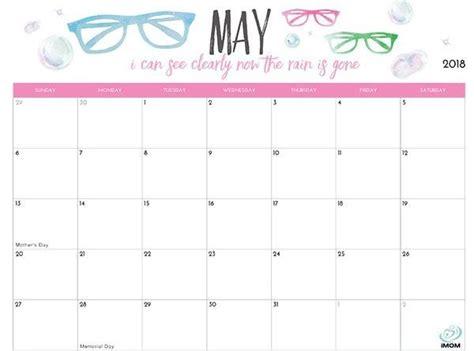 printable calendar 2018 imom 2018 printable calendar for moms imom regarding calendar
