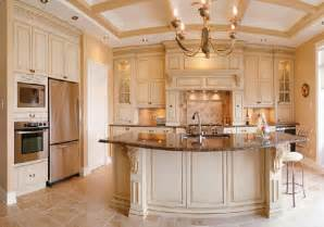 cream colored kitchen cabinets images