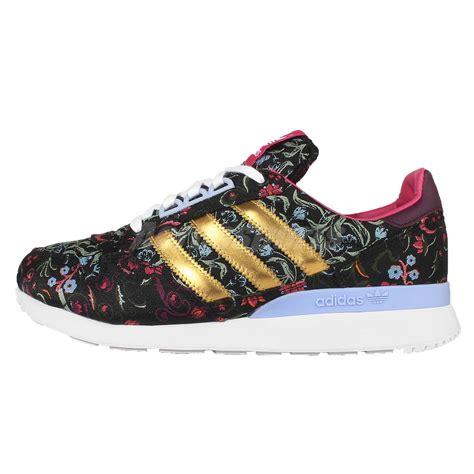 adidas floral shoes adidas originals zx 500 og w black floral womens running