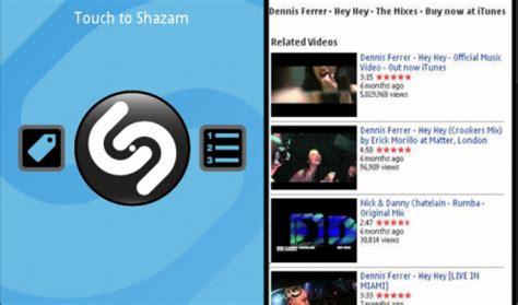 librerie qt shazam qt per symbian 3 disponibile su ovi store