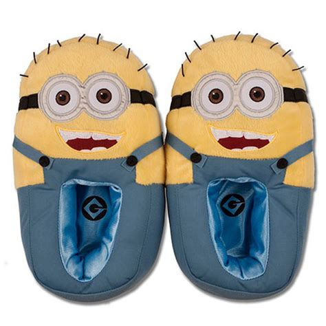 minion slippers universal studios your wdw store universal slippers despicable me
