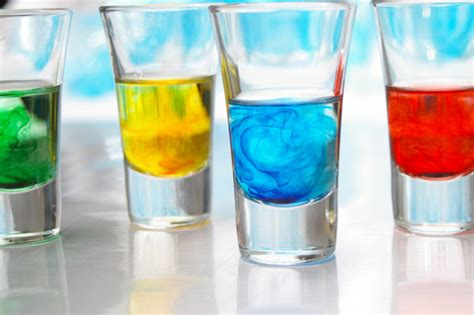 food coloring in water the scary about food colorings