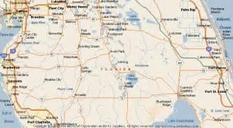 where is sebring florida on map map of sebring