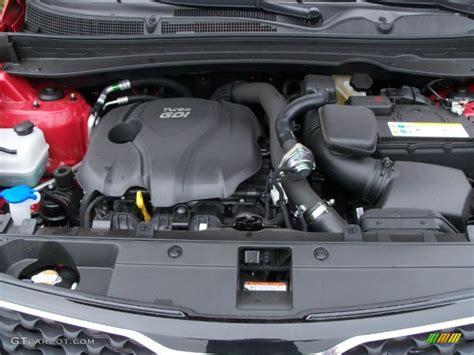 Kia Sportage 2 0 Engine 2011 Kia Sportage Sx Awd 2 0 Liter Turbocharged Gdi Dohc