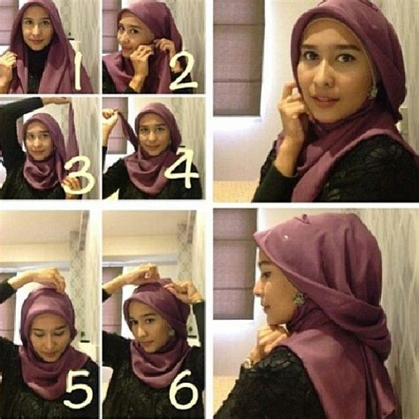 tutorial pashmina turban style 117 best images about hijab tutorials on pinterest