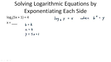 Solving Log Equations Worksheet by Solving Logarithmic Equations Worksheet Key
