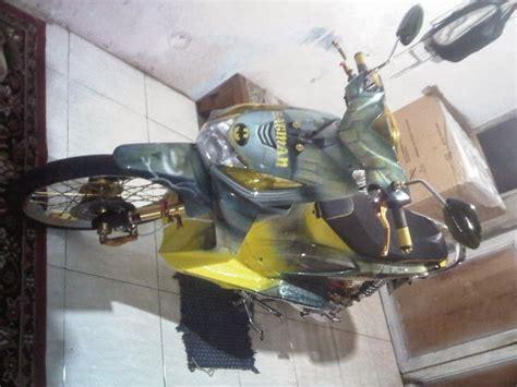 Shock Gazi Untuk Beat motor sport gambar modifikasi honda beat airbrush