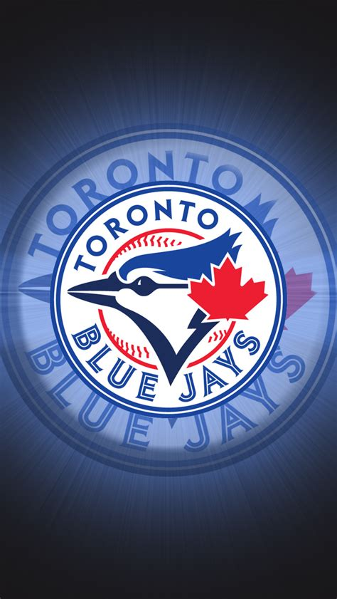 toronto blue jays logo wallpaper wallpapersafari