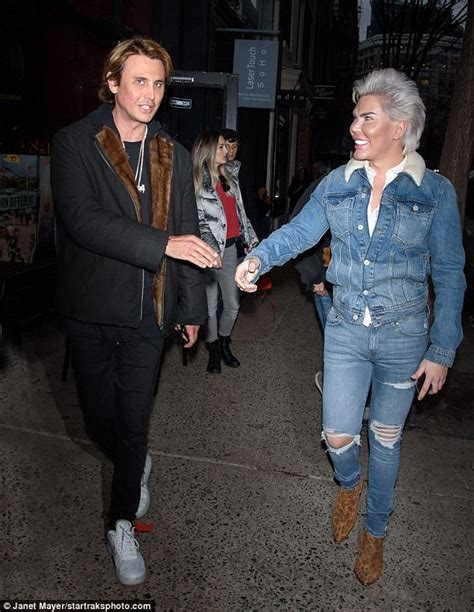 jonathan ken doll jonathan cheban meets human ken doll in nyc daily mail