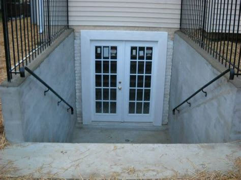 the 25 best ideas about basement entrance on basement doors open basement and open