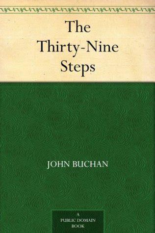 Thirty Nine Steps the thirty nine steps by buchan