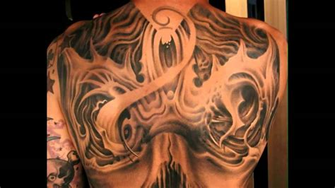 3d tattoo designs youtube chest tattoo design channel offers 3d tattoos collection