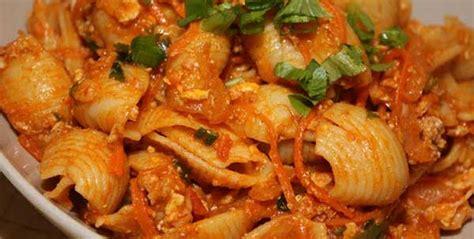 Macaroni Goreng Mentah resep makaroni goreng variasi masak pedas resepkoki co
