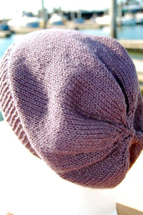 knit beanie pattern simple slouchy beanie free knitting pattern