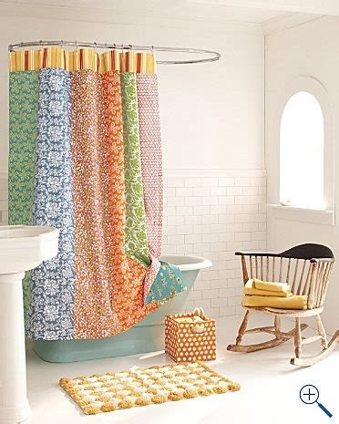 garnet hill shower curtain sofia wrinkle resistant sateen shower curtain love this