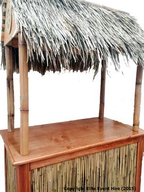 Portable Tiki Hut by Tiki Hut Elite Event Hire Manufacture