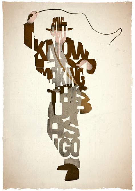 typography documentary typographic posters