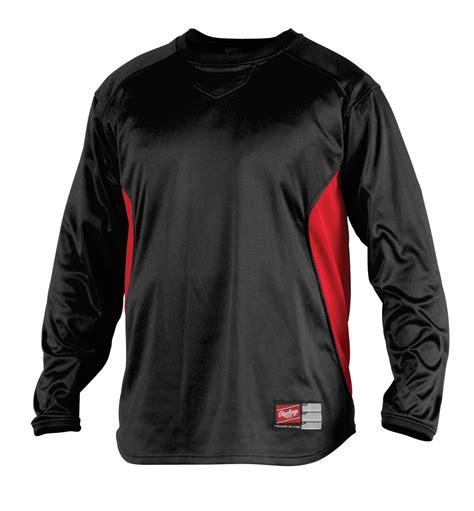 M Baseball Fleece rawlings udfp2 s dugout fleece baseball shirt pullover