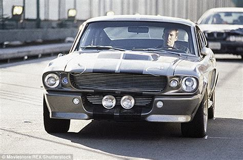in sixty seconds mustang shelby eleanor the shelby mustang gt500 from in sixty