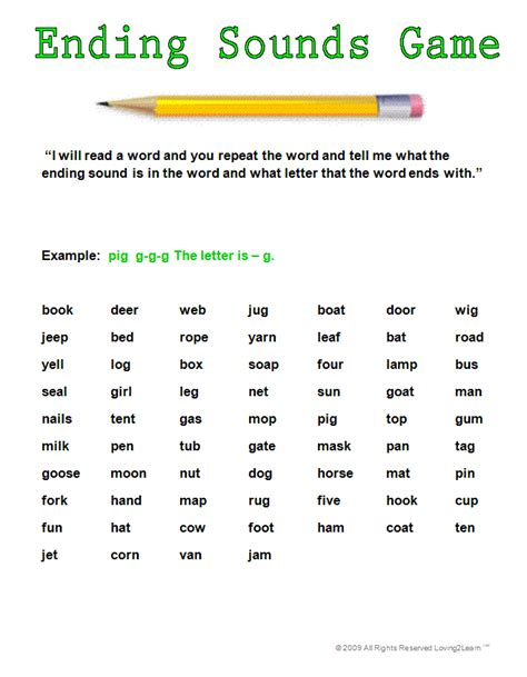 words ending in boat ending sounds game and learn along video