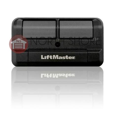 Single Garage Door Opener by Liftmaster 62lmc Digital Single Button Garage Door Opener