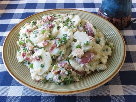creamy southern style potato salad arl s world dad approved boo fructose pinterest white wines