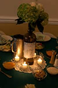 French Country Diy Projects - reusing wine bottles as centerpieces sortrachen