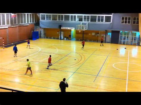 videos de entrenamientos de futbol sala 3x2 y 2x1 con repliegue futbol sala ejercicio