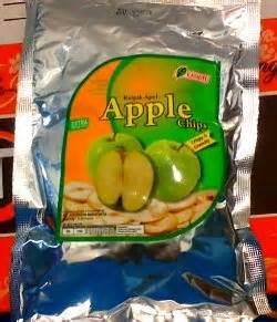 Keripik Apel 100g keripik apel malang keripik buah malang