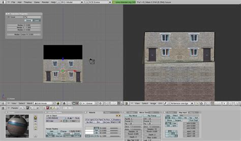 blender tutorial train trainz tutorial for blender tutorial to texture a basic house