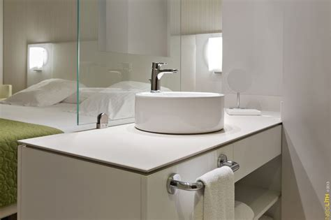commercial bathroom countertops hotel bathroom countertop using neolith with a slim