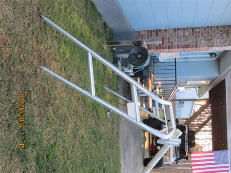 one radar for sale aluminum radar arch for sale the hull boating