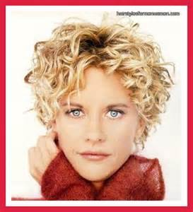 hairstyles for curly hair 50 short curly hairstyles for women over 50 pictures